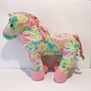 Melissa & Doug beeposh Ashley plush horse